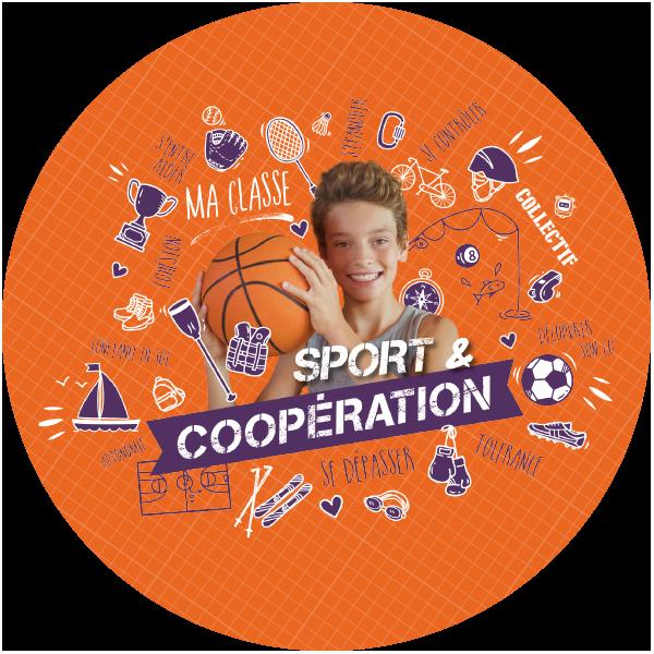 ma classe ouverte ma soif de découverte unat kit com partenaire rond sport et coopération x pixels